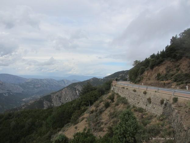 Sardinien - Gargantu Gebirge